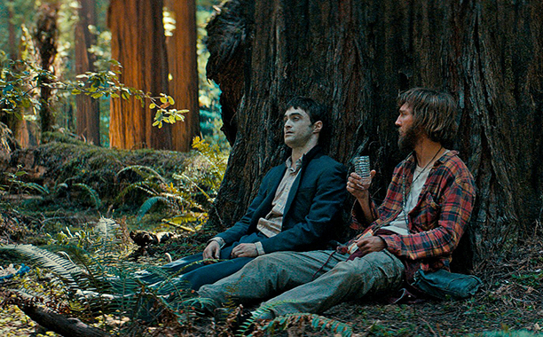 SWISS ARMY MAN (2016)Daniel Radcliffe and Paul Dano